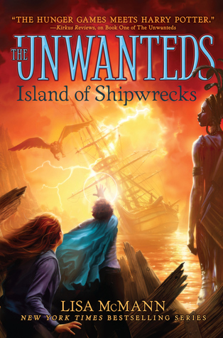 Island of Shipwrecks (Unwanteds #5)