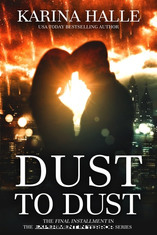 Dust to Dust by Karina Halle book cover