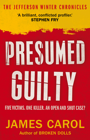 Presumed Guilty (Jefferson Winter eChronicle, #1)