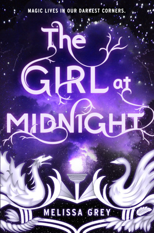Book I Covet: The Girl at Midnight by Melissa Grey