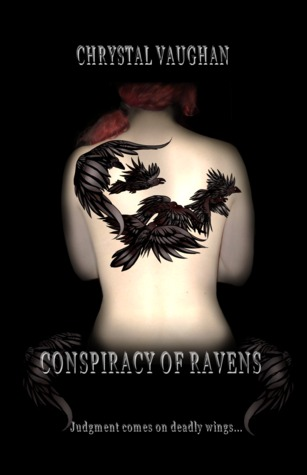 Conspiracy of Ravens by Chrystal Vaughan