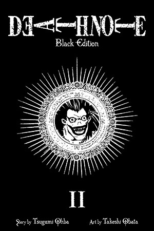 Death Note: Black Edition, Volume 2 Death Note: Black Edition 2