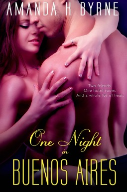 {Review} One Night in Buenos Aires by Amanda K. Byrne