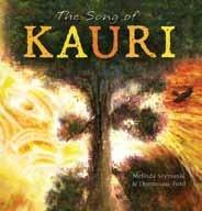The Song of Kauri  by  Melinda Szymanik