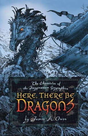 Book Review: Here There Be Dragons