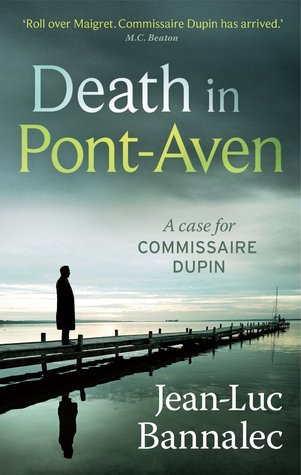 Death in Pont-Aven  by  Jean-Luc Bannalec