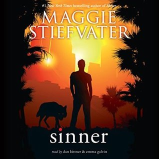 Audiobook Review: Sinner by Maggie Stiefvater