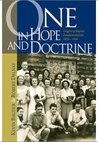 One in Hope & Doctrine: Origins uin Baptist Fundamentalism