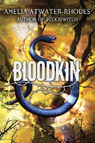 Bloodkin (The Maeve'ra Trilogy, #2)
