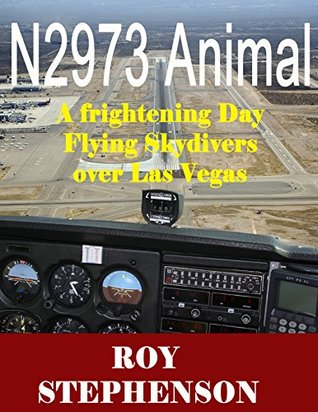 N2973 ANIMAL: An exciting day flying skydivers over Las Vegas Roy Stephenson