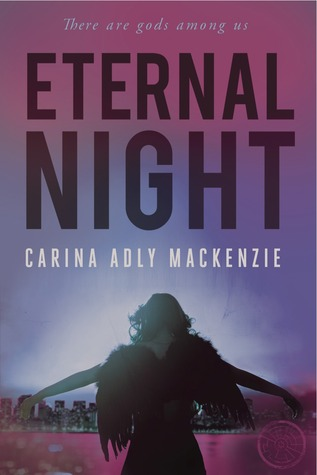 Eternal Night Carina Adly Mackenzie book cover