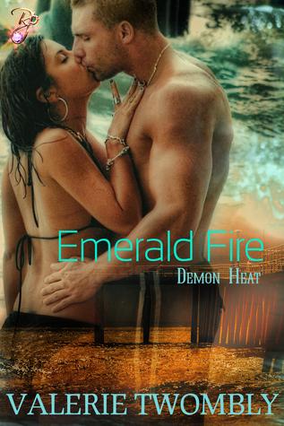 Emerald Fire (Demon Heat #2)