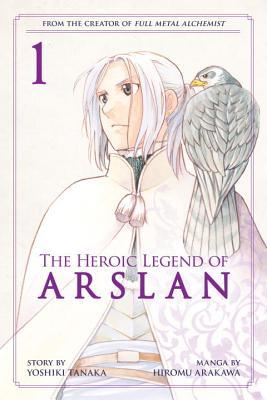 The Heroic Legend of Arslan, Vol. 1