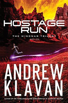 Hostage Run (Mindwar, #2)