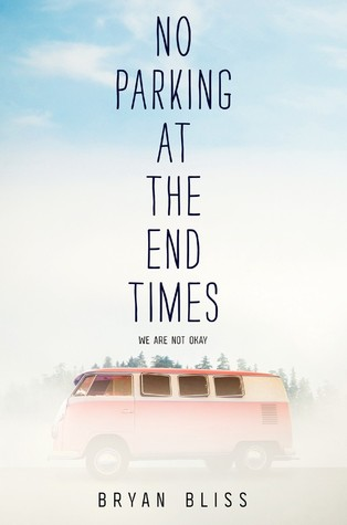 No Parking at the End Times cover