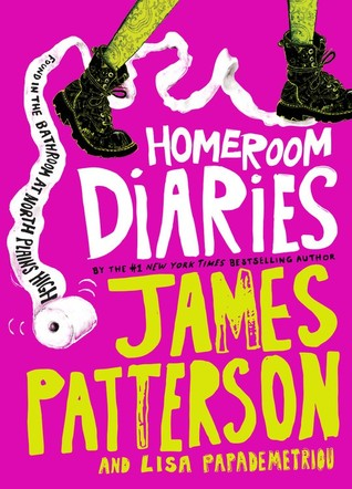 {Review+Giveaway} #HomeroomDiaries by James Patterson & Lisa Papademetriou