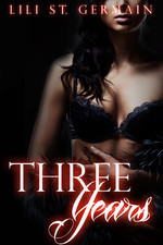 Three Years by Lili St. Germain