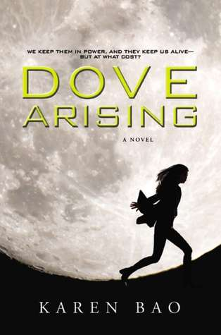 Dove Arising by  Karen Bao   book cover