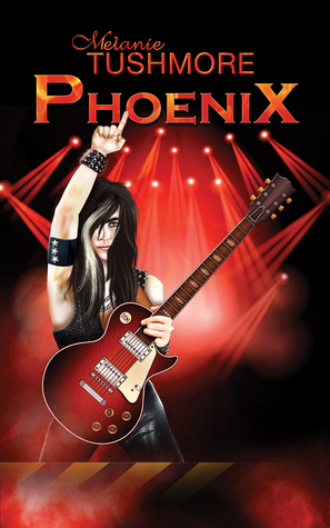 Release Day Review: Phoenix by Melanie Tushmore (Death Rose, book #1)