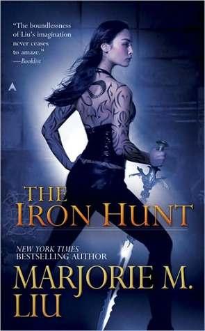 The Iron Hunt (Hunter Kiss #1)