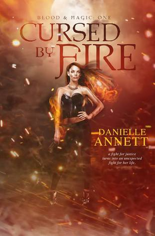 Review: Cursed by Fire by Danielle Annett