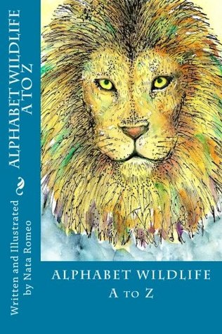 Alphabet Wildlife A to Z by Nata Romeo