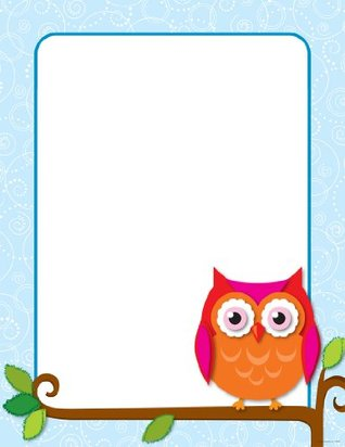 Colorful Owls Chart Carson-Dellosa Publishing