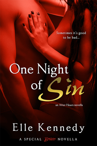 {Review} One Night of Sin by Elle Kennedy