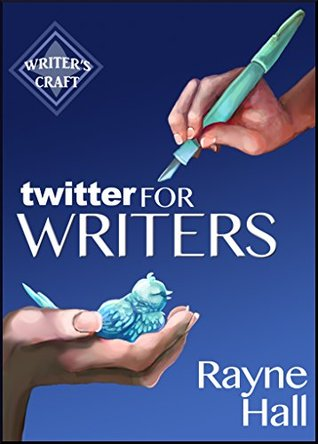Cover of the Twitter for Writers novel.