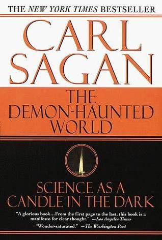 The Demon-Haunted World: Science as a Candle in the Dark (Carl Sagan). Ballantine Books. Crédit goodreads (http://goo.gl/h4Wydy)