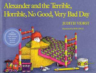 Alexander and the Terrible, Horrible, No Good, Very Bad Day (Paperback)