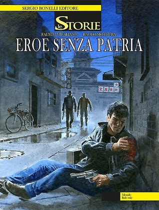 Le storie n. 22: Eroe senza patria  by  Fausto Vitaliano