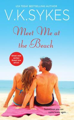 Meet Me at the Beach by V.K. Sykes