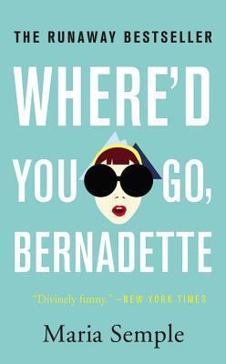 Un'edizione paperback di Dove vai Bernadette?