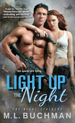 Light Up the Night (The Night Stalkers, #5)