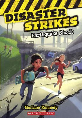 Earthquake Shock  by  Marlane Kennedy