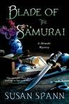 Blade of the Samurai (Shinobi Mystery, #2)