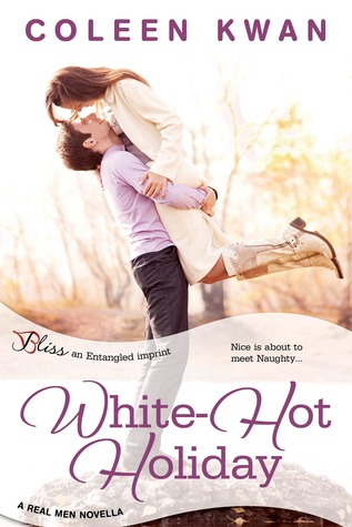 {Review} White-Hot Holiday by Coleen Kwan