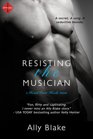 {Review} Resisting the Musician by Ally Blake