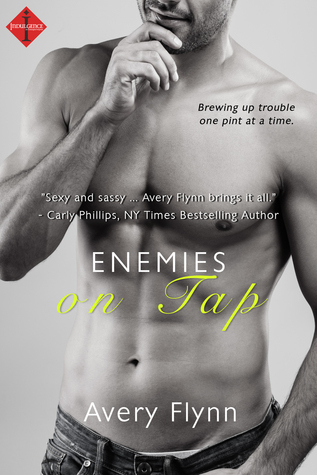{Review} Enemies on Tap by Avery Flynn