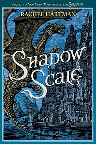 Book I Covet: Shadow Scale by Rachel Hartman
