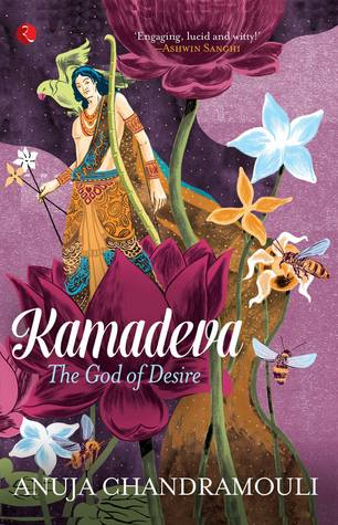 Kamadeva by Anuja Chandramouli