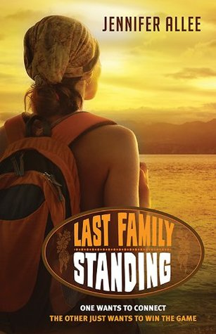 bookcover of LAST FAMILY STANDING by Jennifer Allee