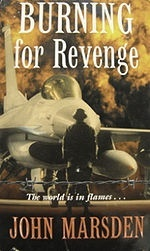 Burning For Revenge (Tomorrow, #5)