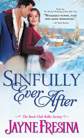 Sinfully Ever After (Book Club Belles Society, #2)