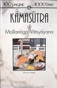 Kamasutra Mallanaga Vātsyāyana