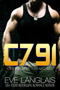 C791 (Cyborgs: More Than Machines, #1)