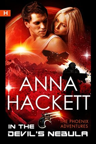 Review: In the Devil's Nebula by Anna Hackett