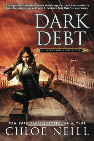 Interview and Review: Dark Debt by Chloe Neill