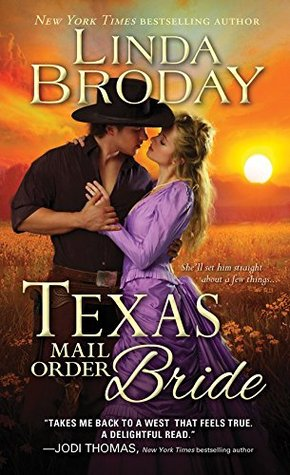 Texas Mail Order Bride (Bachelors of Battle Creek, #1)